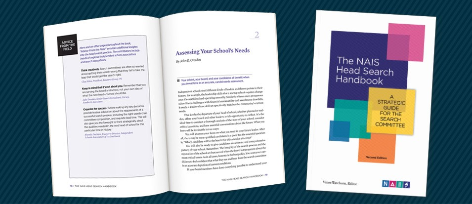 NAIS Head Search Handbook: Order Your Copy Today