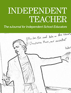 When Did Teaching Independence Become >> Nais Independent Teacher
