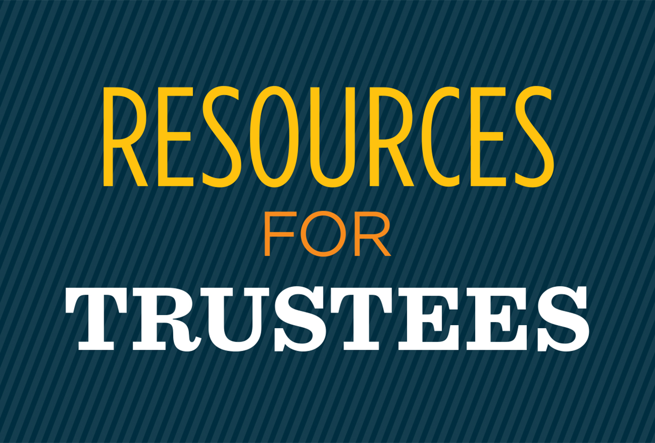 Resources for Trustees